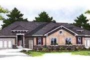 Traditional Style House Plan - 4 Beds 3.5 Baths 6624 Sq/Ft Plan #70-823