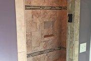European Style House Plan - 3 Beds 2.5 Baths 2405 Sq/Ft Plan #430-133 Interior - Master Bathroom