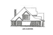 Craftsman Exterior - Other Elevation Plan #17-2133