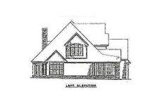 House Plan Design - Craftsman Exterior - Other Elevation Plan #17-2133