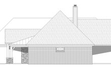 House Plan Design - Country Exterior - Other Elevation Plan #932-89