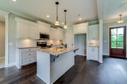 Ranch Style House Plan - 4 Beds 2 Baths 1889 Sq/Ft Plan #430-182 Interior - Kitchen