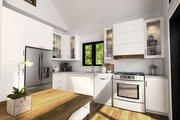 Modern Style House Plan - 3 Beds 2 Baths 824 Sq/Ft Plan #23-602 Interior - Kitchen