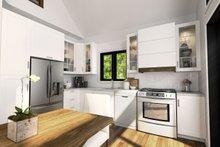 Architectural House Design - Modern Interior - Kitchen Plan #23-602
