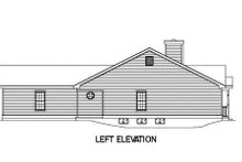 Farmhouse Exterior - Other Elevation Plan #57-117