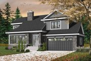 Traditional Style House Plan - 3 Beds 1.5 Baths 1569 Sq/Ft Plan #23-712