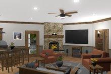 Craftsman Interior - Other Plan #56-717