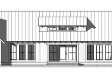 Dream House Plan - Farmhouse Exterior - Front Elevation Plan #901-145