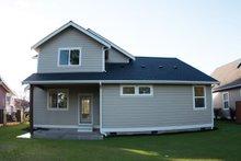 Craftsman Exterior - Rear Elevation Plan #1070-60