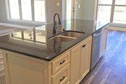 European Style House Plan - 3 Beds 2.5 Baths 2405 Sq/Ft Plan #430-133 Interior - Kitchen