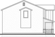Traditional Style House Plan - 4 Beds 3.5 Baths 2243 Sq/Ft Plan #1073-9 Exterior - Other Elevation