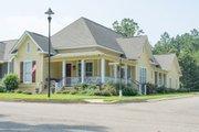Farmhouse Style House Plan - 3 Beds 2.5 Baths 1825 Sq/Ft Plan #430-86