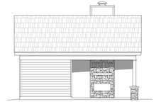 Dream House Plan - Country Exterior - Other Elevation Plan #932-236