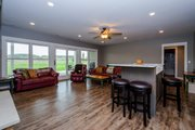 Ranch Style House Plan - 4 Beds 4 Baths 2609 Sq/Ft Plan #70-1501 Interior - Other