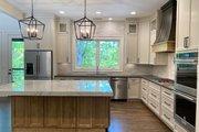 Craftsman Style House Plan - 4 Beds 3.5 Baths 4147 Sq/Ft Plan #437-115
