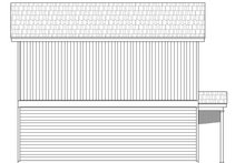 Dream House Plan - Contemporary Exterior - Other Elevation Plan #932-158