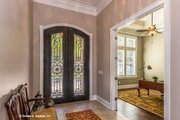 European Style House Plan - 3 Beds 3.5 Baths 3874 Sq/Ft Plan #929-929 Interior - Entry