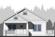 Craftsman Style House Plan - 3 Beds 2 Baths 1615 Sq/Ft Plan #461-52