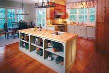 Country Interior - Kitchen Plan #929-300