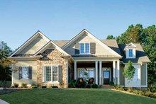 Craftsman Exterior - Front Elevation Plan #927-917