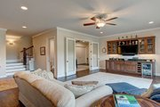 Ranch Style House Plan - 3 Beds 3.5 Baths 2350 Sq/Ft Plan #437-89 Interior - Other
