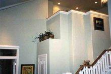 House Plan Design - European Interior - Entry Plan #937-4