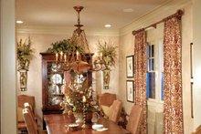 Home Plan Design - Craftsman Interior - Dining Room Plan #429-272