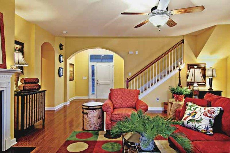Classical Interior - Entry Plan #930-372 - Houseplans.com