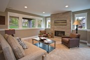 Traditional Style House Plan - 4 Beds 3.5 Baths 3677 Sq/Ft Plan #928-271 Floor Plan - Other Floor Plan