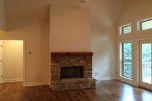 Ranch Interior - Family Room Plan #437-79