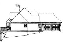Traditional Exterior - Other Elevation Plan #429-78