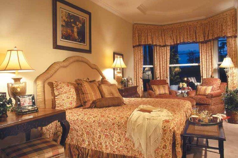 Country Interior - Bedroom Plan #930-96 - Houseplans.com