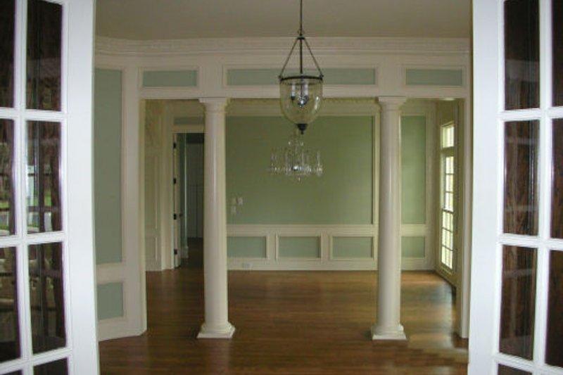 Classical Photo Plan #429-47 - Houseplans.com