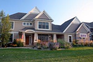 Craftsman Exterior - Front Elevation Plan #51-474