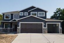 Home Plan - Craftsman Exterior - Front Elevation Plan #1060-66