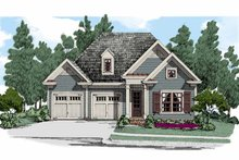 House Plan Design - Colonial Exterior - Front Elevation Plan #927-510