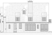 Tudor Exterior - Other Elevation Plan #901-141