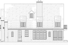 Tudor Exterior - Other Elevation Plan #901-141