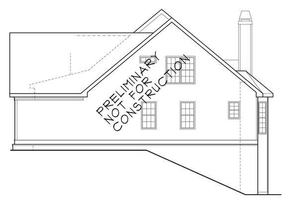Classical Floor Plan - Other Floor Plan Plan #927-767