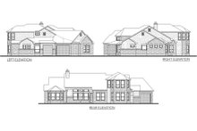 Dream House Plan - European Exterior - Other Elevation Plan #80-200
