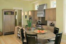 Architectural House Design - Traditional Interior - Kitchen Plan #928-95