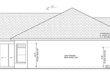 Mediterranean Exterior - Other Elevation Plan #1058-46