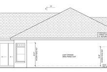 Home Plan - Mediterranean Exterior - Other Elevation Plan #1058-46