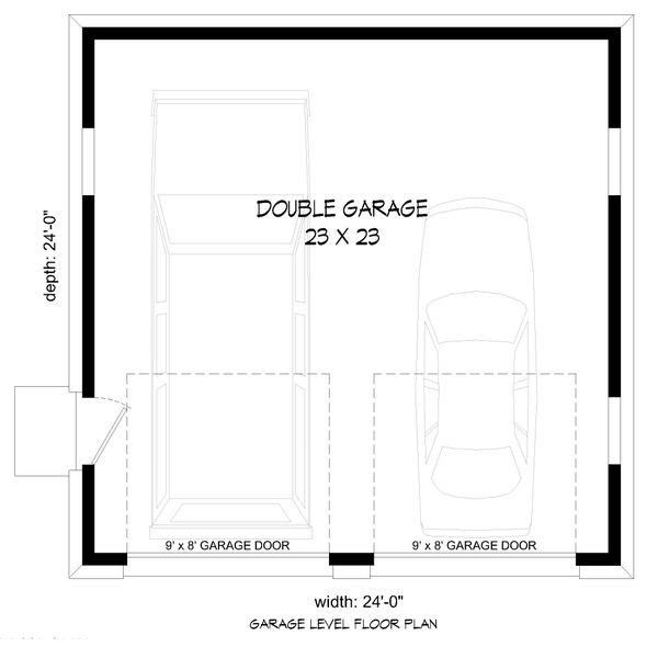 Dream House Plan - Country Floor Plan - Main Floor Plan #932-391