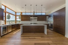 Contemporary Interior - Kitchen Plan #892-22
