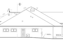 European Exterior - Other Elevation Plan #1058-52