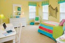 Classical Interior - Bedroom Plan #929-679