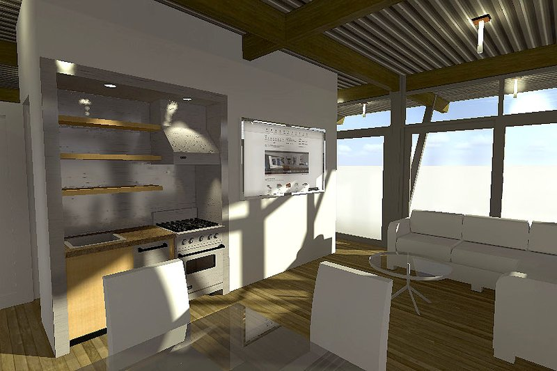 Cottage Interior - Other Plan #64-193 - Houseplans.com
