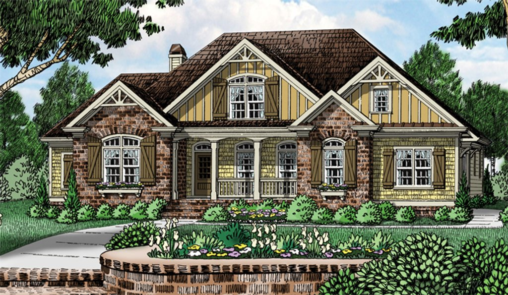 5 bedroom cottage house plans