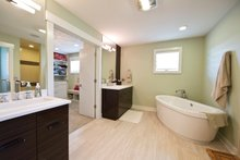 Home Plan - Contemporary Interior - Master Bathroom Plan #928-273